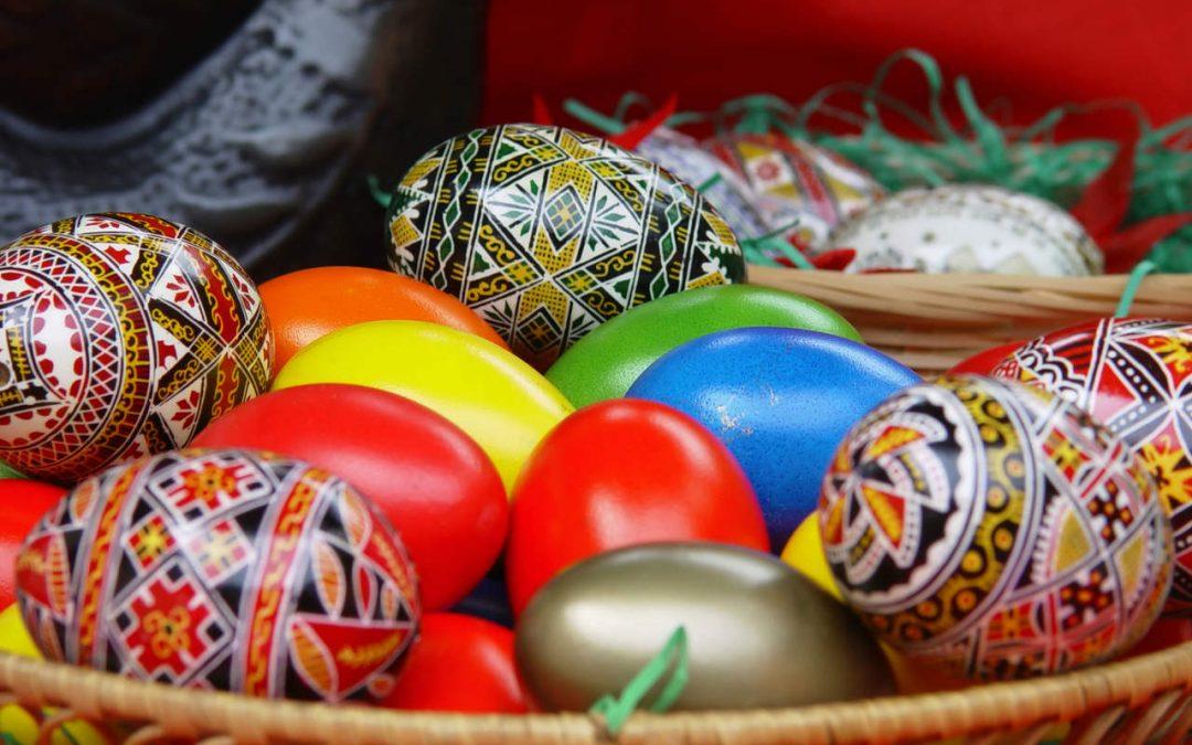 Easter Bunny Family Bingo 2019